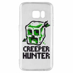 Чехол для Samsung S7 Creeper Hunter
