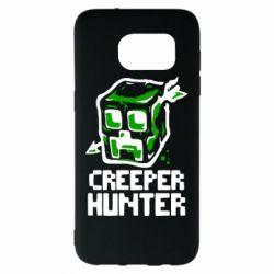 Чехол для Samsung S7 EDGE Creeper Hunter