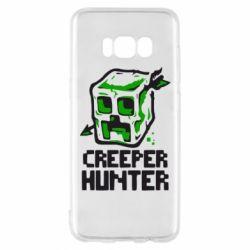 Чехол для Samsung S8 Creeper Hunter