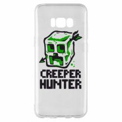 Чехол для Samsung S8+ Creeper Hunter