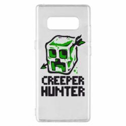Чехол для Samsung Note 8 Creeper Hunter