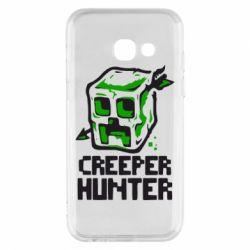 Чехол для Samsung A3 2017 Creeper Hunter