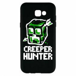 Чехол для Samsung A7 2017 Creeper Hunter