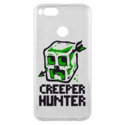 Чехол для Xiaomi Mi A1 Creeper Hunter