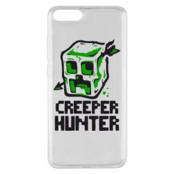 Чехол для Xiaomi Mi Note 3 Creeper Hunter