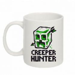Кружка 320ml Creeper Hunter
