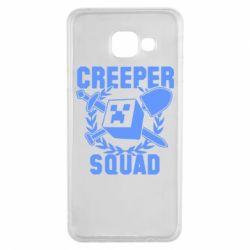Чохол для Samsung A3 2016 Creeper Squad