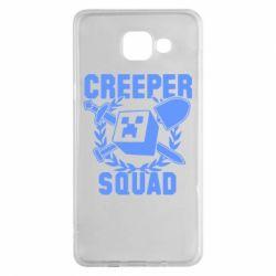 Чохол для Samsung A5 2016 Creeper Squad
