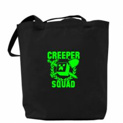 Сумка Creeper Squad