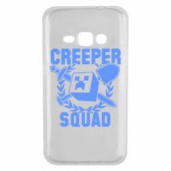 Чохол для Samsung J1 2016 Creeper Squad