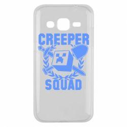 Чохол для Samsung J2 2015 Creeper Squad