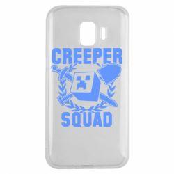 Чохол для Samsung J2 2018 Creeper Squad