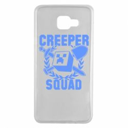 Чохол для Samsung A7 2016 Creeper Squad