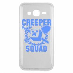 Чохол для Samsung J5 2015 Creeper Squad