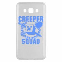 Чохол для Samsung J5 2016 Creeper Squad