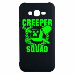 Чохол для Samsung J7 2015 Creeper Squad