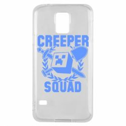 Чохол для Samsung S5 Creeper Squad