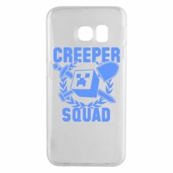 Чехол для Samsung S6 EDGE Creeper Squad