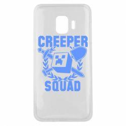 Чохол для Samsung J2 Core Creeper Squad