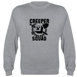 Реглан (свитшот) Creeper Squad