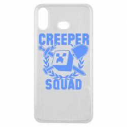 Чохол для Samsung A6s Creeper Squad