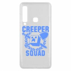 Чохол для Samsung A9 2018 Creeper Squad