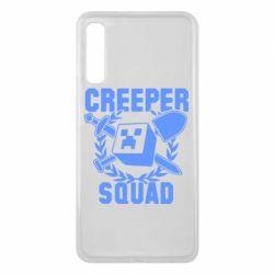 Чохол для Samsung A7 2018 Creeper Squad