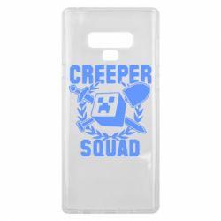 Чохол для Samsung Note 9 Creeper Squad
