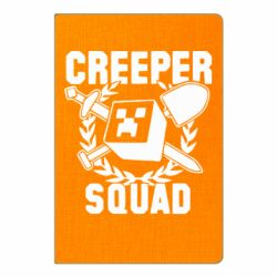 Блокнот А5 Creeper Squad