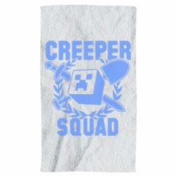 Полотенце Creeper Squad