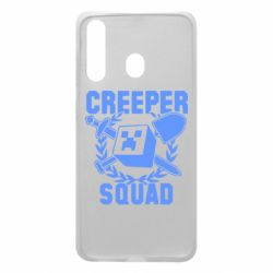 Чохол для Samsung A60 Creeper Squad