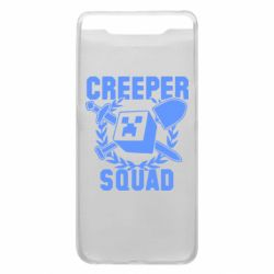 Чохол для Samsung A80 Creeper Squad