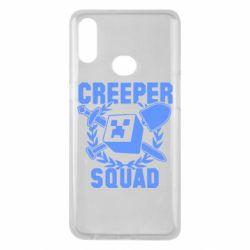 Чохол для Samsung A10s Creeper Squad