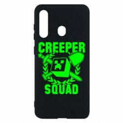 Чохол для Samsung M40 Creeper Squad
