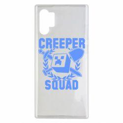 Чохол для Samsung Note 10 Plus Creeper Squad