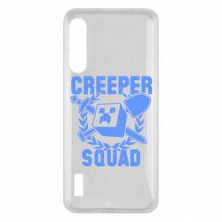 Чохол для Xiaomi Mi A3 Creeper Squad