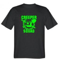 Мужская футболка Creeper Squad - FatLine