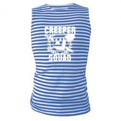 Майка-тільняшка Creeper Squad