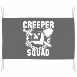 Прапор Creeper Squad