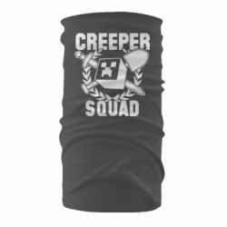 Бандана-труба Creeper Squad