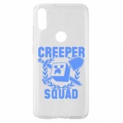 Чохол для Xiaomi Mi Play Creeper Squad