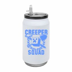 Термобанка 350ml Creeper Squad