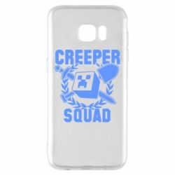 Чехол для Samsung S7 EDGE Creeper Squad