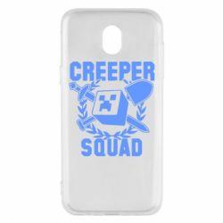 Чохол для Samsung J5 2017 Creeper Squad