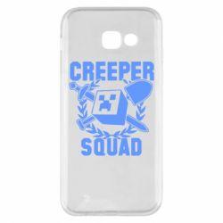 Чохол для Samsung A5 2017 Creeper Squad