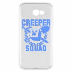 Чохол для Samsung A7 2017 Creeper Squad