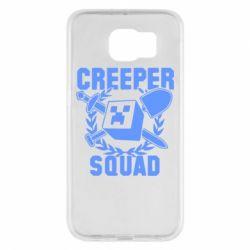 Чохол для Samsung S6 Creeper Squad