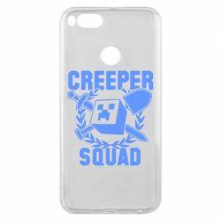 Чохол для Xiaomi Mi A1 Creeper Squad