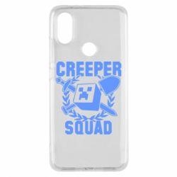 Чохол для Xiaomi Mi A2 Creeper Squad