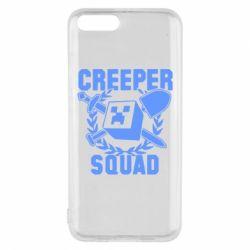 Чохол для Xiaomi Mi6 Creeper Squad